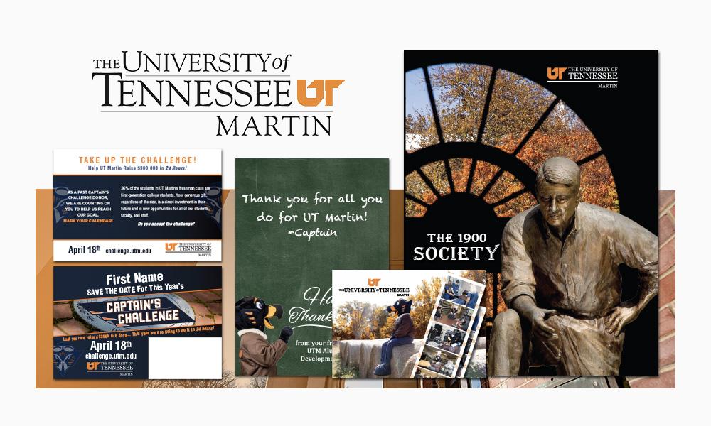 UT Martin Graphic Design